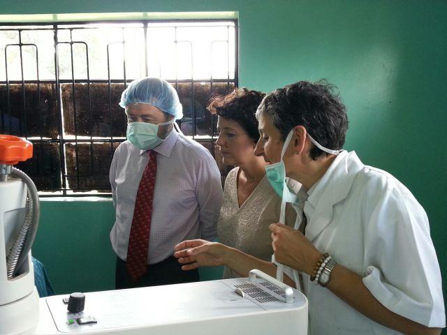 Campaña de cirugía de cataratas en Thika (Kenya)