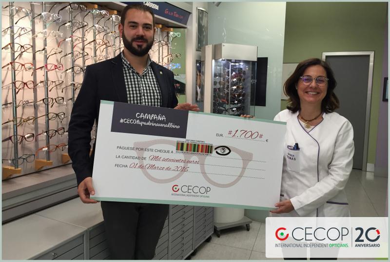 Final de campaña de CECOP