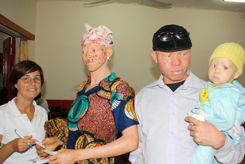 Proyecto Albinos 2018