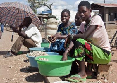 Proyecto - Burkina Faso