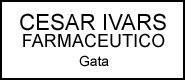 cesar ivars farmaceutico