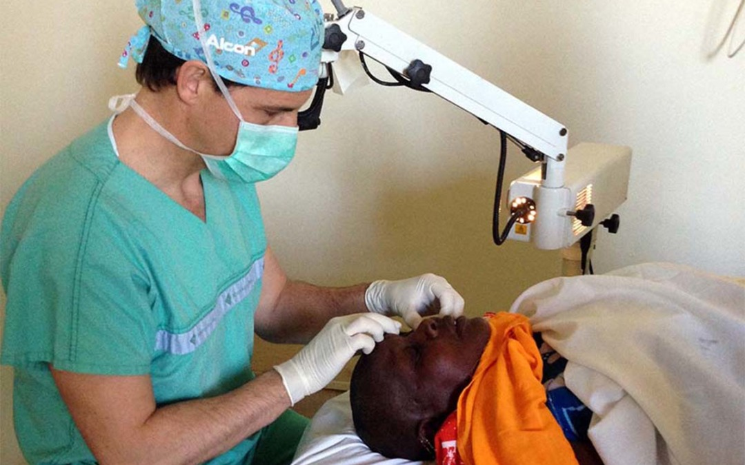 Colaborar cómo Optometristas