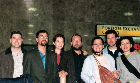 Grupo Visio Sense Fronteres, Marruecos 2000