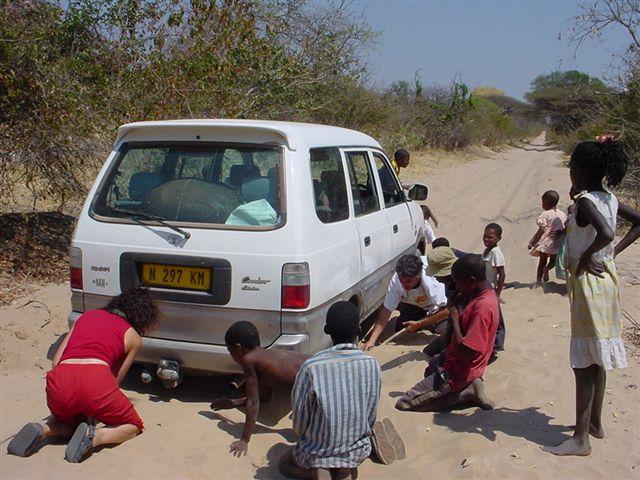 Fotos Namibia