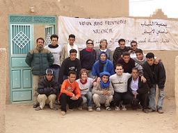Grupo campaña Marruecos VSF 2005
