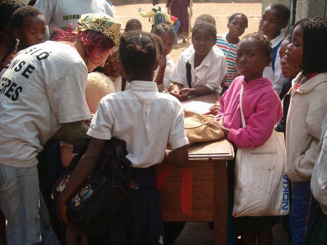 Mozambique - 2005