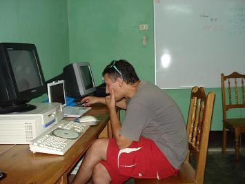 Informático. Daniel Millán