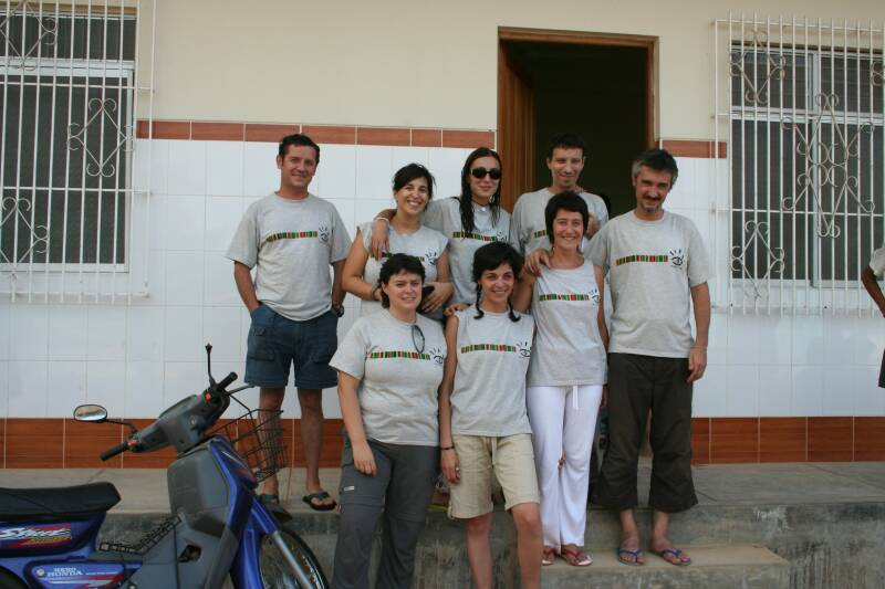 Grupo Visio Sense Fronteres, Perú 2006